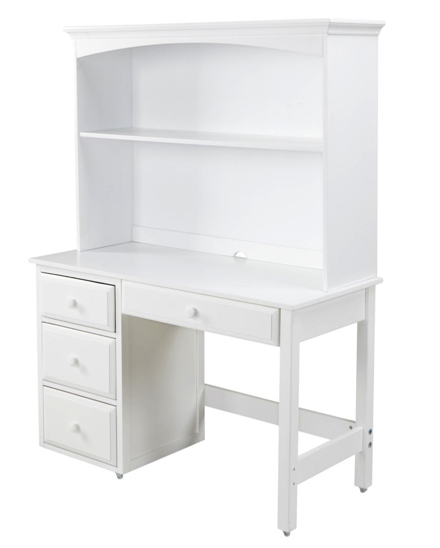 White Desk For Teenage Girl