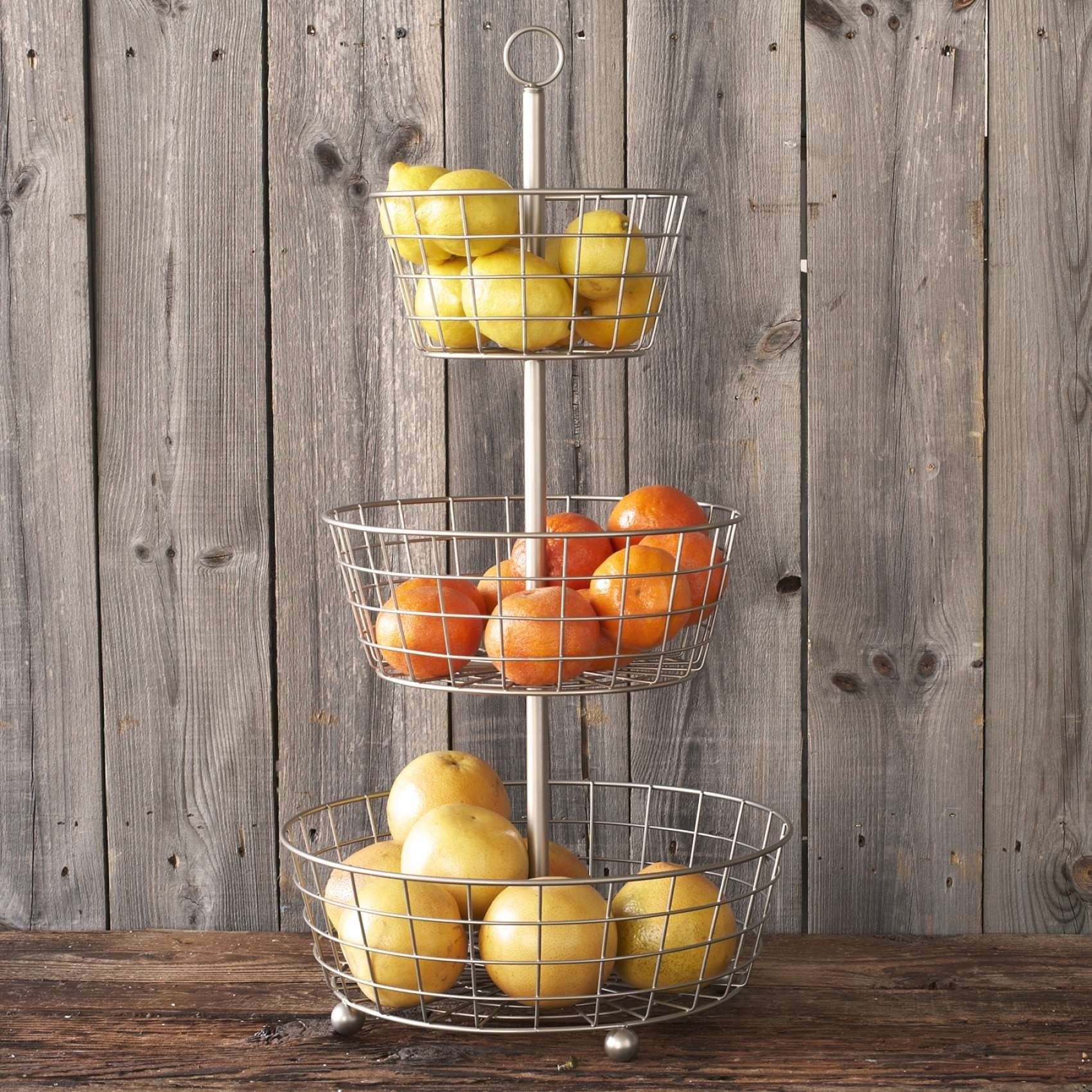 Wire Wall Mount Basket