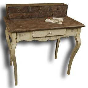 Writing table with drawers 5