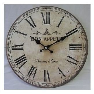 French Country Wall Clocks Ideas On Foter