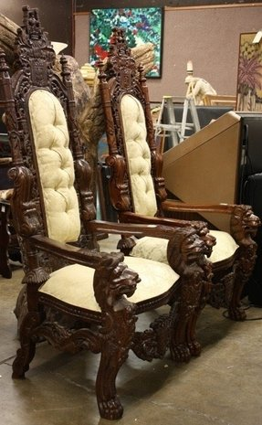 Lion Arm Chairs Ideas On Foter