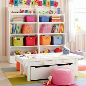 Activity Table With Storage