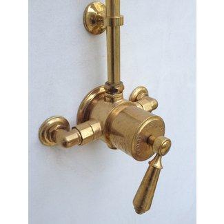 Antique Brass Shower Fixtures Ideas On Foter