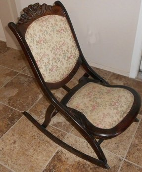 Pleasant Antique Rocking Chairs Ideas On Foter Beatyapartments Chair Design Images Beatyapartmentscom