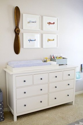 Baby Changing Tables With Drawers