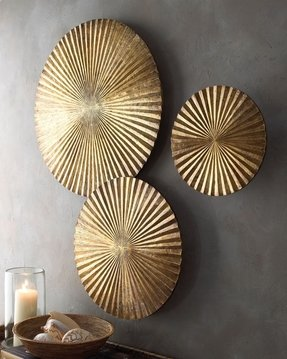 Brass Wall Art Ideas On Foter