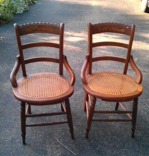 Superieur Antique Cane Chair   Ideas On Foter