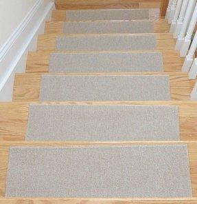 Stair Treads Carpet Non Slip Ideas On