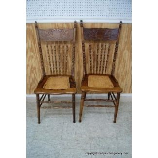 Chairs With Cane Seats