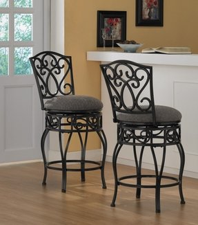 Cheap bar stools enrich your home decor with a set