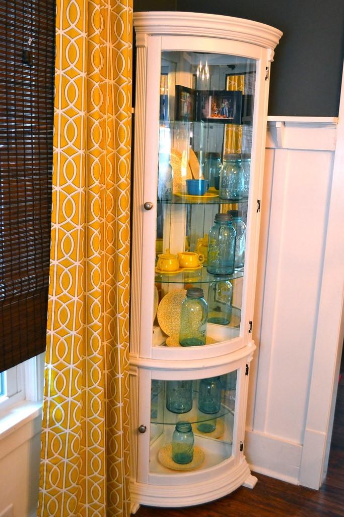 Corner Cabinets Dining Room