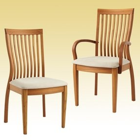 Danish teak chairs 1