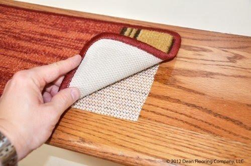 Dean Non Slip Carpet Stair Tread/Area Rug/Carpet Tile Double Sided
