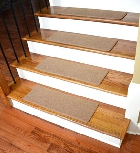 Stair Treads Carpet Non Slip Ideas On Foter
