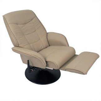 Euro style recliner