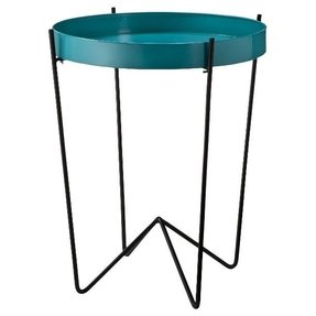 Metal Folding Tray Table Foter