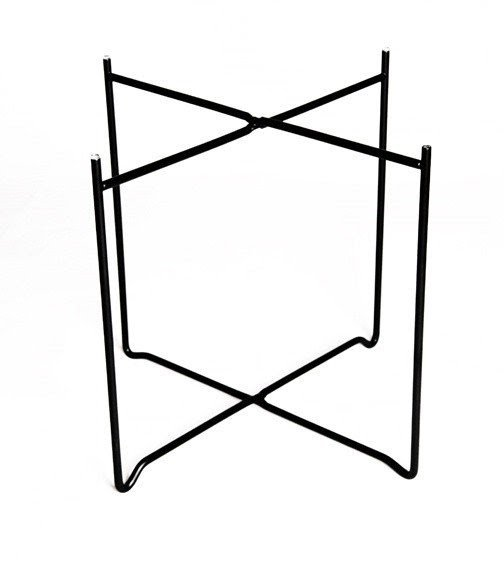 Bon Folding Metal Tray Tables