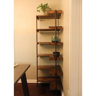 Free standing corner shelf ideas on foter - Free standing corner bathroom shelves ...