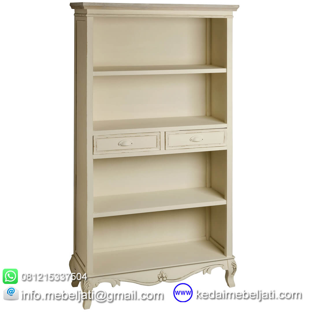 French Country Bookcases