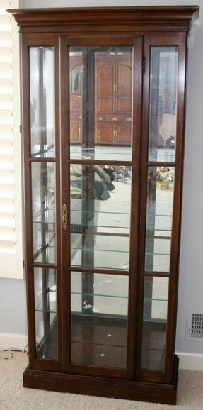 Glass Curio Cabinets Foter