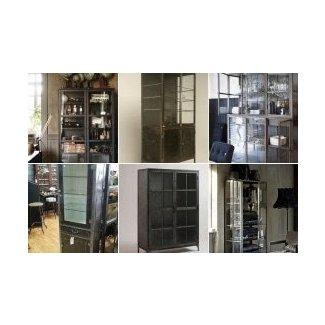 Gl Metal Curio Cabinets