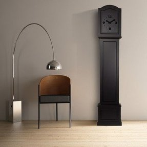 Grandfather Clock Modern 6