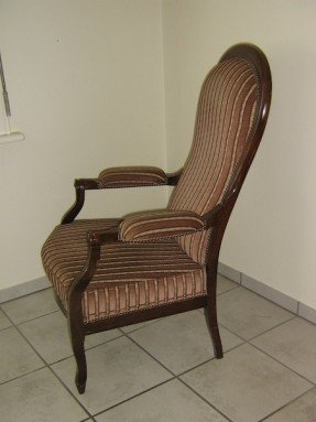 High back wooden chair. Antique high back chairs & Vintage High Back Chair - Foter