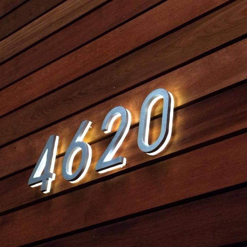 b88e1f6a73e House Number Lights - Ideas on Foter