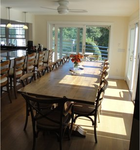 Large dining tables to seat 10 1