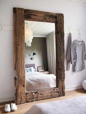Large Free Standing Mirror - Foter