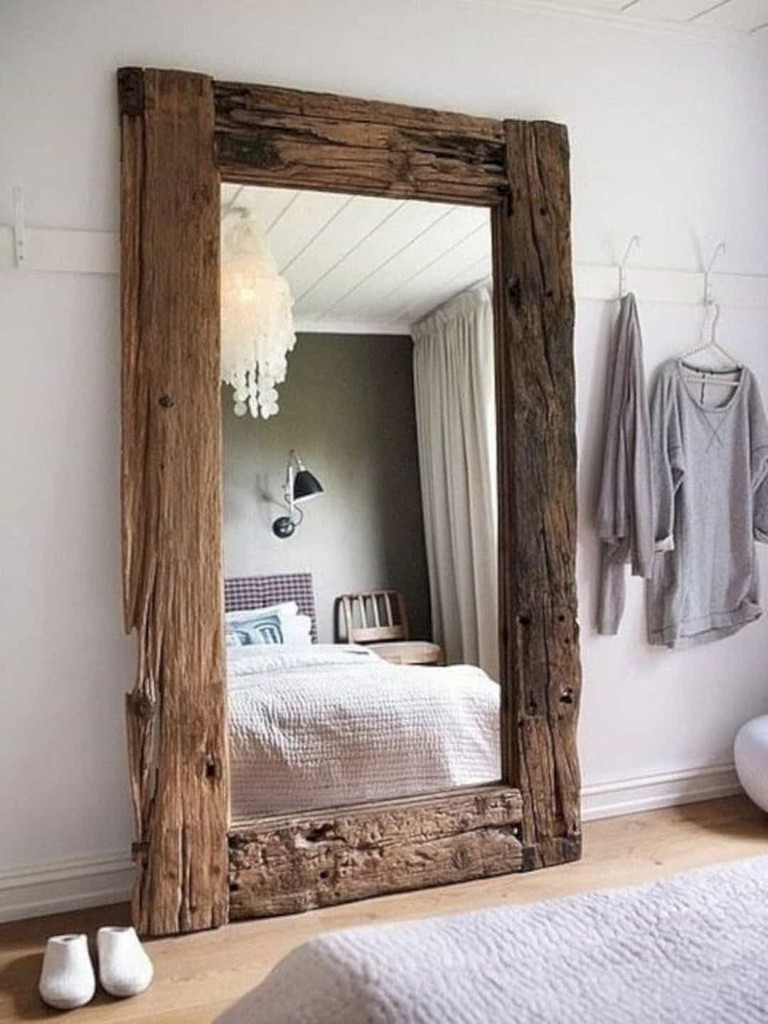Delicieux Large Free Standing Mirror 2