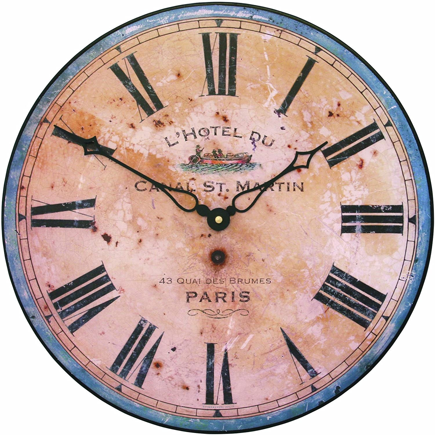 French Wall Clocks - Foter