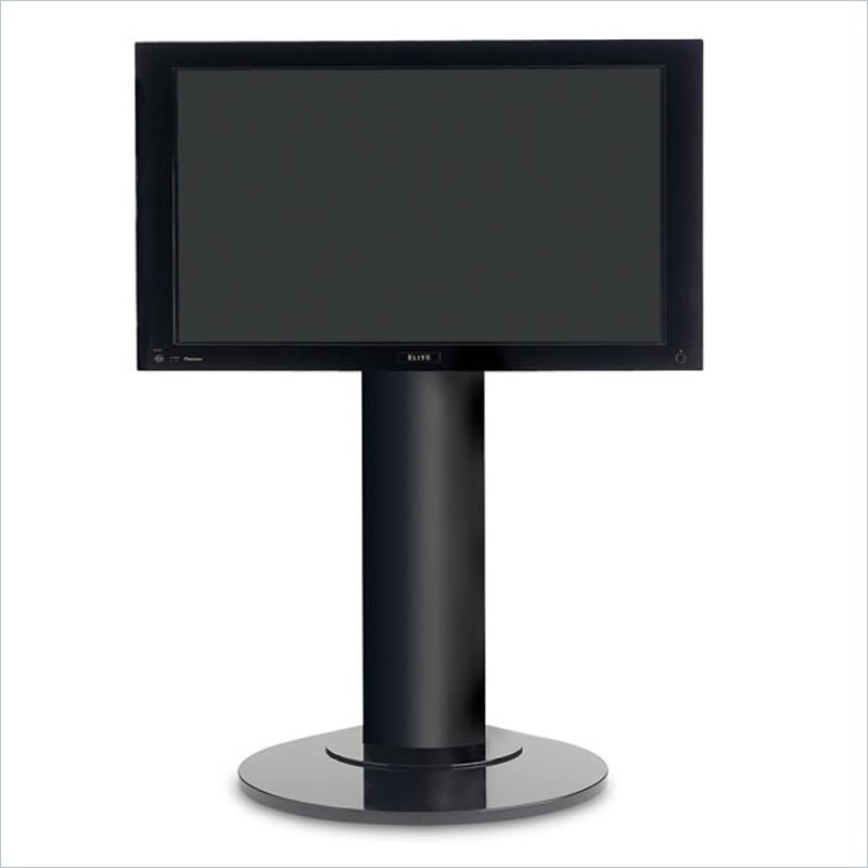 Attractive Lcd Tv Floor Stand Photo
