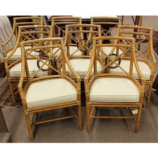 Bamboo Dining Arm Chairs Ideas On Foter