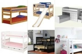 Low Bunk Beds For Kids - Foter