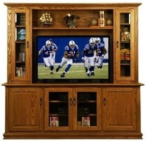 oak entertainment center maple wood tv stand foter 11063