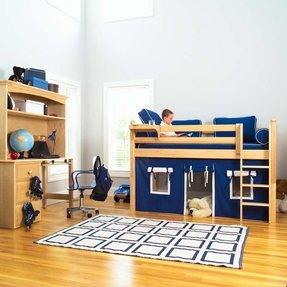Short Loft Beds - Foter