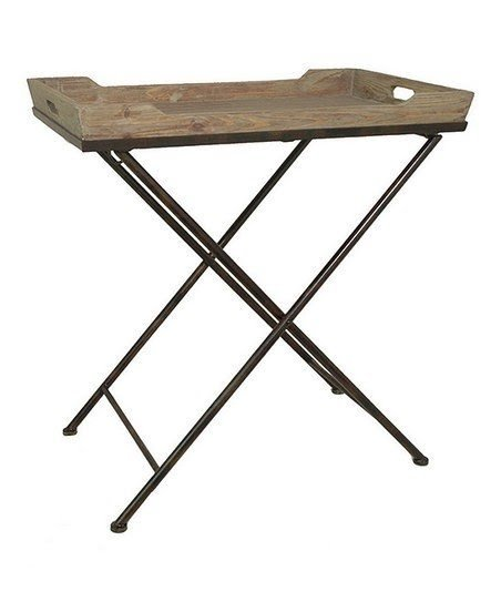 Metal Folding Tray Table 2