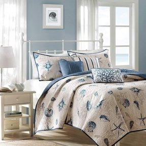 Ocean themed bedding
