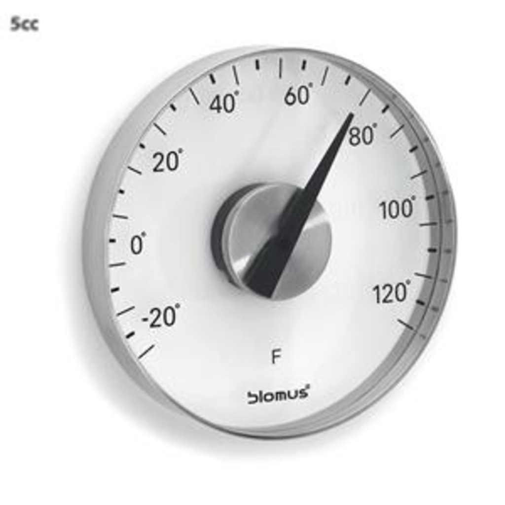 Outdoor Wall Thermometers 4