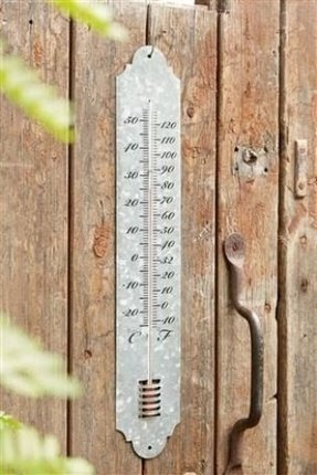 Outdoor wall thermometers 5