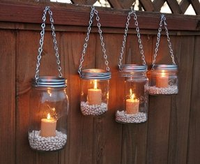 Porch lanterns hanging 9