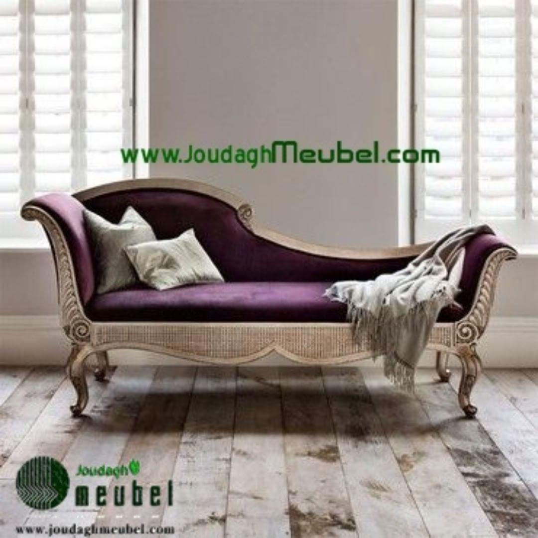 Purple Chaise Lounge Sale