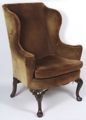 Queen anne chairs antique