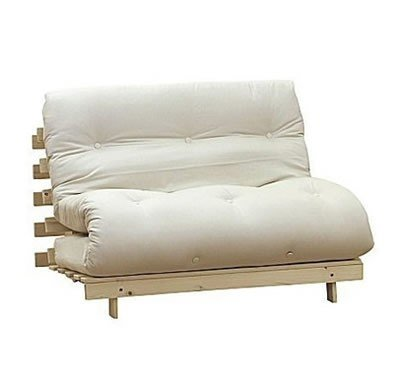 Single futon chair bed 1