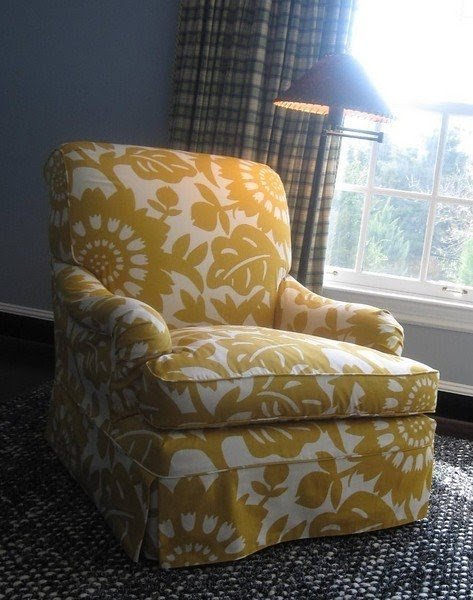 Slipcovers Club Chairs 1