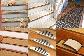 Merveilleux Stair Treads Carpet Non Slip