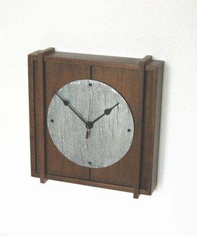 Contemporary Mantel Clock Foter