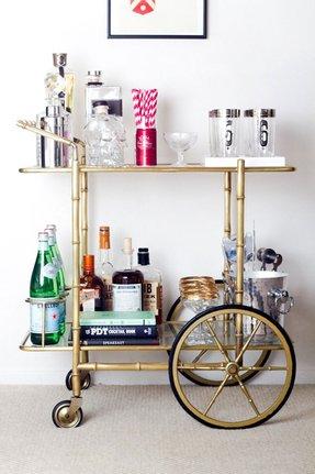 Unique Bar Carts 2