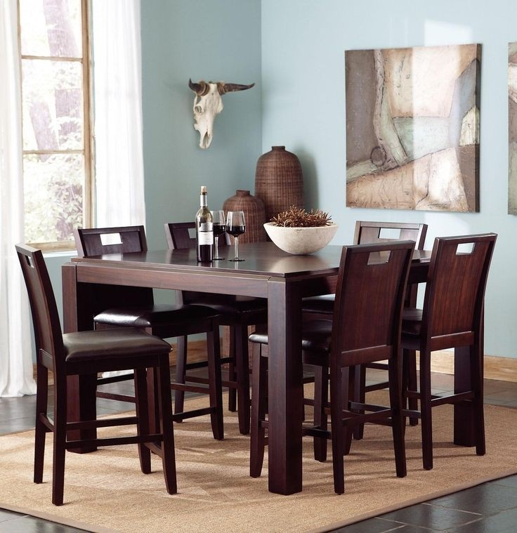 Unique Counter Height Dining Sets 6